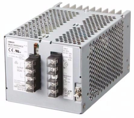 S8JX-G30024C Switch Mode DIN Rail Panel Mount Power Supply, 300W, 24V dc/ 14A  Power Supply Units Omron