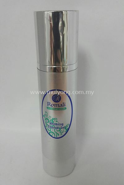 ROmali Whitening Cleanser Gel