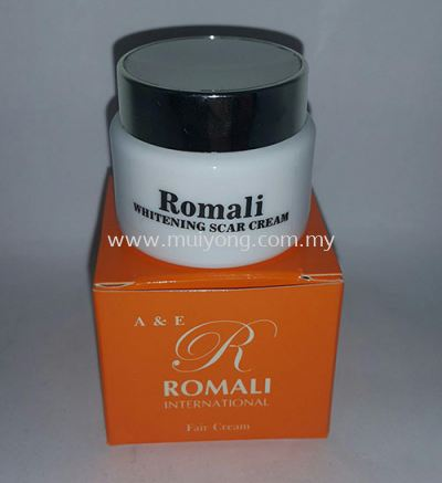 Romali Whitening Scar Cream