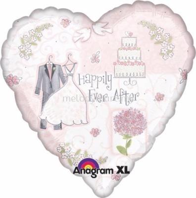 "Foil 18"" Anagram Happily ever after"