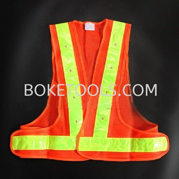SAFETY CLOTH BKLD002-R SAFETY CLOTH