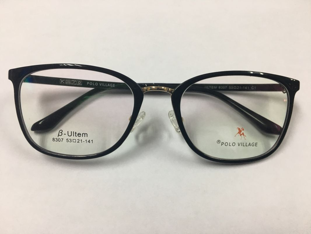 Polo Village Plastic Full Frame Frame Melaka, Malaysia, Bukit Baru Supplier, Suppliers, Supply, Supplies | Light Vision Optical Centre