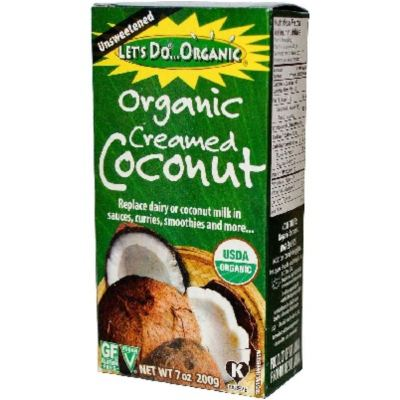 LET'S DO-COCONUT CREAMED-200G
