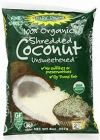 LET'S DO-SHREDDED COCONUT-UNSWEETENED-227G LET'S DO ORGANIC COCONUT SERIES