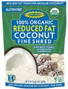 LET'S DO-SHREDDED COCONUT-REDUCED FAT-250G LET'S DO ORGANIC COCONUT SERIES