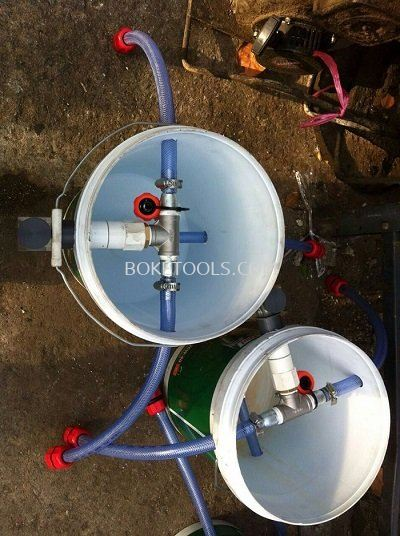 WATER TIGHNESS SELF TEST INSTRUMENT
