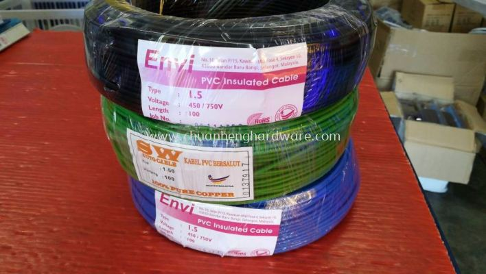 1.5 mm   WIRE  CABLE