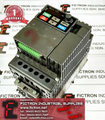 VFD022E43A DELTA VFD-E FREQUENCY INVERTER DRIVE REPAIR SERVICE IN MALAYSIA 12 MONTHS WARRANTY