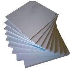 PTFE Teflon Virgin Sheet , Size : 50mm x 1220mm x 1220mm