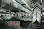 ALUMINIUM EQUAL ANGLE BAR 25.4mm x 25.4mm x 1.98mm(T) x 6.1M(L) Aluminium Angle