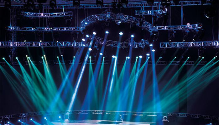 Intelligent Lighting & Entertainment Lighting Fitting
