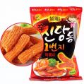 Korean Jiur Fried Sticky Rice Slices (Sweet&Chilli)