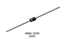 1N47xxA SERIES 1 Watt DO-41 Hermetically Sealed Glass Zener Voltage Regulators