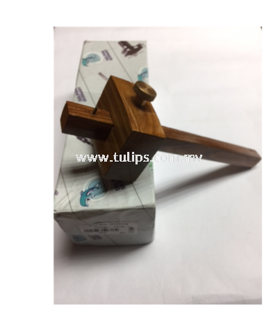 71-421 Dolphin Wooden Marking Gauge