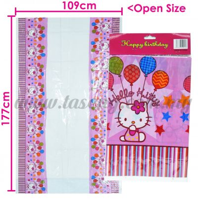 Table Cover Hello Kitty (P-TC-01)