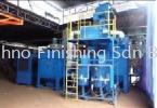 Auto Tyre Mould Cleaning Custom Make Manual & Auto Blast Machine Techno Blast Machinery