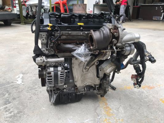 MINI COOPER R56 ENGINE