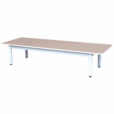 Q011JTL Japanese Rectangular Table (2'x4')