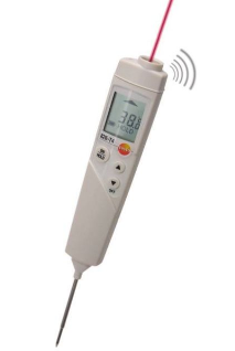 Testo 826-T4 - Penetration infrared thermometer