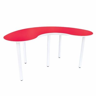 Q033H Bean Shaped Table (H:76cm)