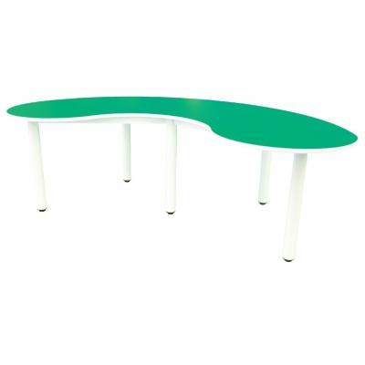 Q033 Bean Shaped Table