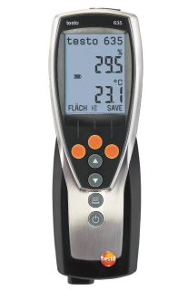 Testo 635-1 - temperature and humidity measuring instrument