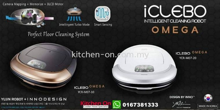 iCLEBO JB Kitchen On