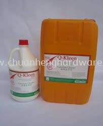 q kleen concrete cleaner