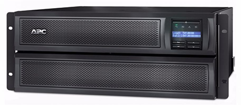 SMX2200HVNC APC Smart-UPS X 2200VA Short Depth Tower/Rack Convertible LCD 200-240V with Network Card