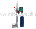 130mm Diamond Drill With Water Source Diamond Core Drill DCA