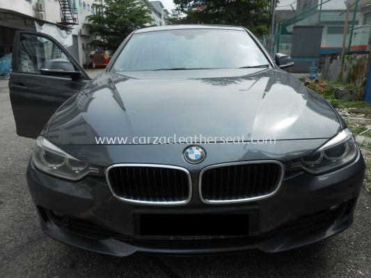 BMW F30 DOOR HANDLE REPLACE NAPPA LEATHER
