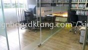 Emperor Group office glass Frosted Sticker at botanic Klang Frosted Sticker
