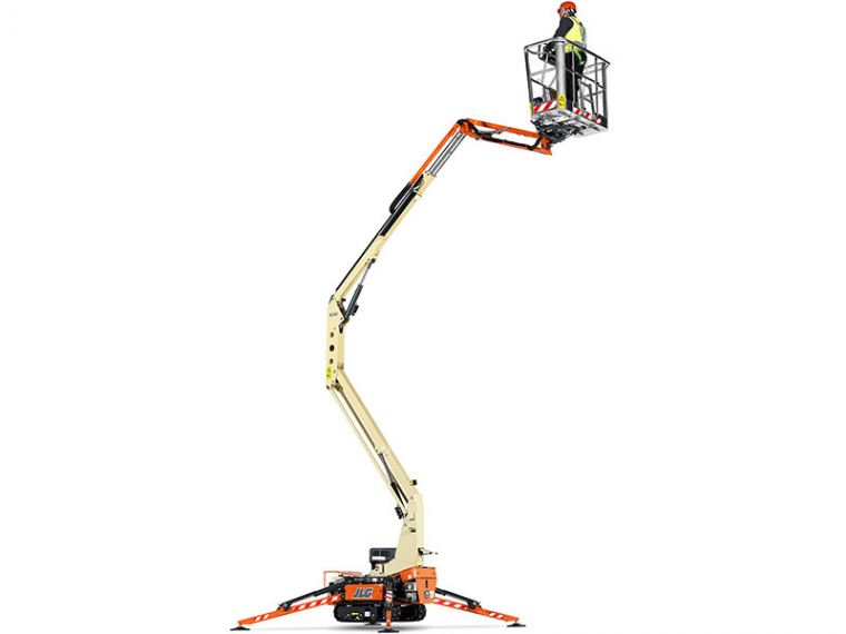 Boom Lift Rental X14J Compact Crawler Booms Boom Lift Rental