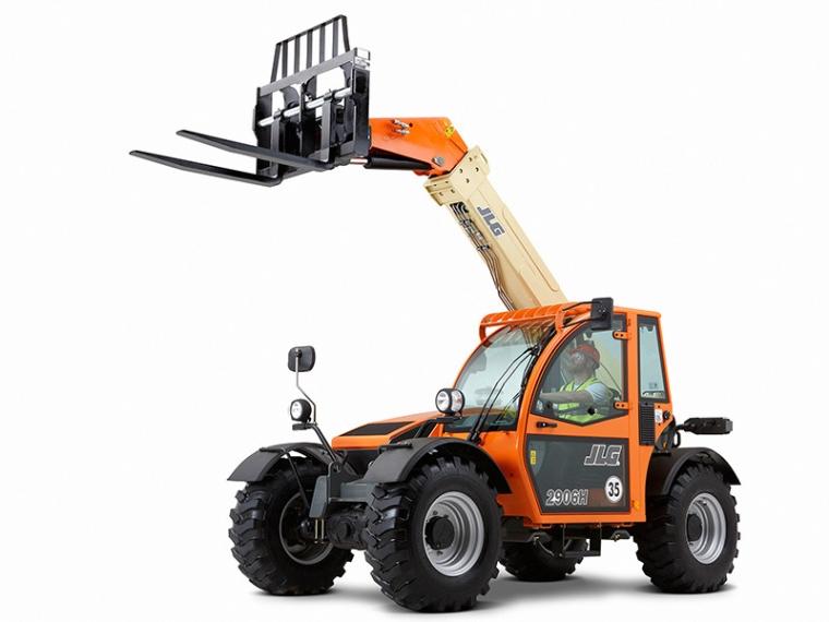 Telehandler Forklift Rental 2906H Forklift Rental