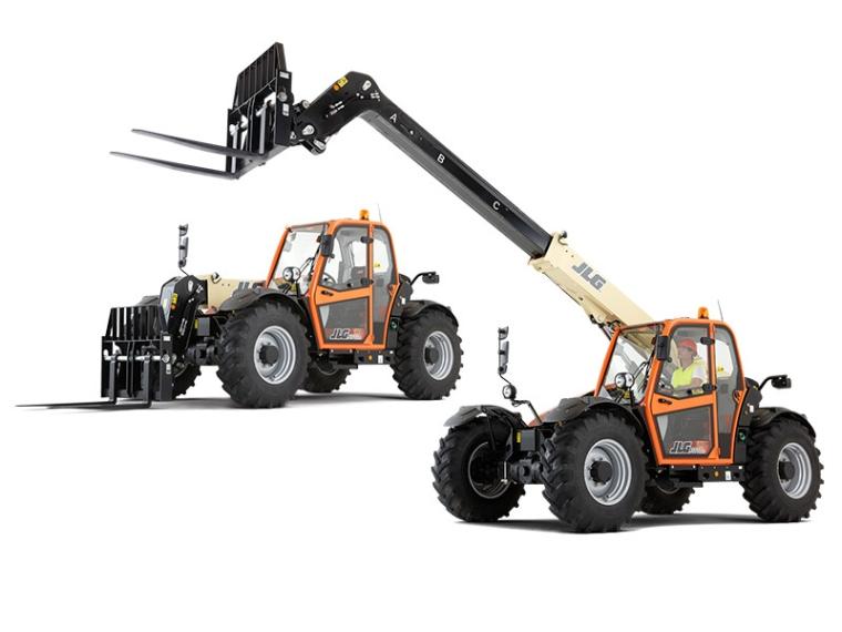 Telehandler Forklift Rental 3707PS Forklift Rental