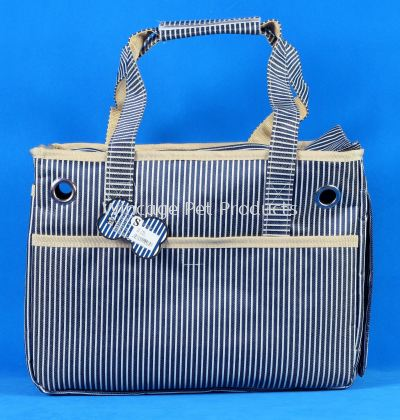 5058-5059 Stripe Carrier Bag