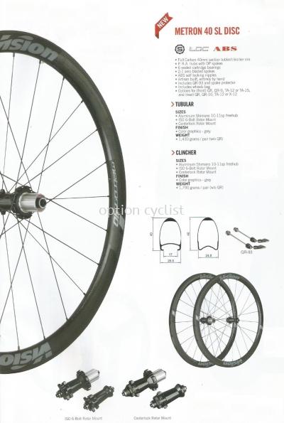 Metron 40 SL Disc