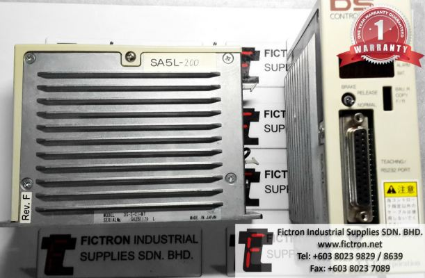 DS-S-C1-MT DSSC1MT IAI CORPORATION DS CONTROLLER REPAIR SERVICE IN MALAYSIA 12 MONTHS WARRANTY