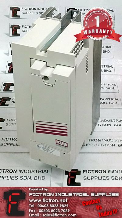 15.F5.CBE-350A 15F5CBE350A KEB COMBIVERT INVERTER REPAIR SERVICE IN MALAYSIA SINGAPORE 12 MONTHS WARRANTY