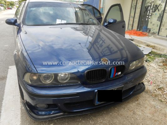 BMW E39 REPLACE M SPORT STEERING WHEEL LEATHER