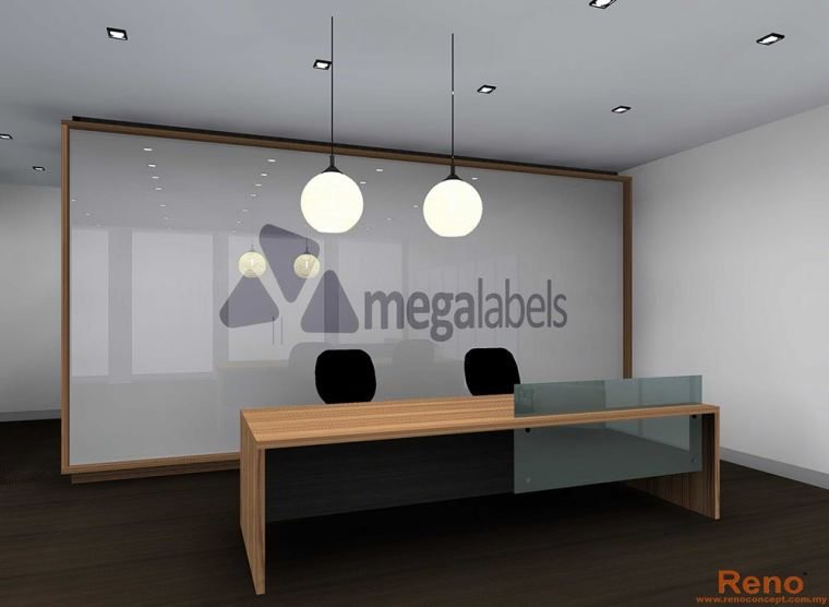 Mega Label (Cambodia) (1 Pictures) Office Renovation