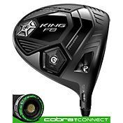 Cobra KING F8 Driver �C Black