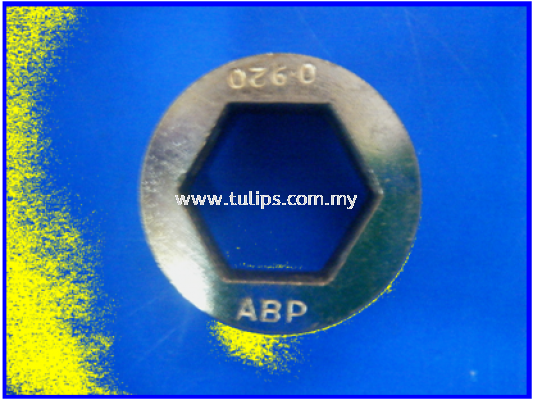ABPCO Hex Adapter