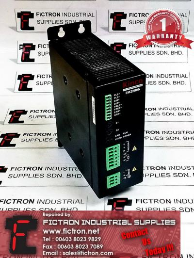 3M2280N KINCO STEPPER MOTOR DRIVE REPAIR SERVICE IN MALAYSIA 12 MONTHS WARRANTY