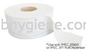 IMEC JRT KJ - 2 Ply Emboss Roll Paper Tissue , Dispenser Washroom Hygiene