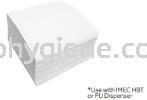 IMEC HBT-1 - Single Ply Emboss Tissue  Tissue , Dispenser Washroom Hygiene