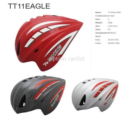 TT 11 EAGLE CYCLYING HELMET