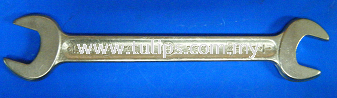 William Open End Wrench