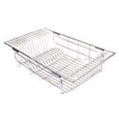TORA KITCHEN SINK ACCESSORIES ADJUSTABLE BASKET DF246 / TR-KA-KA-03008