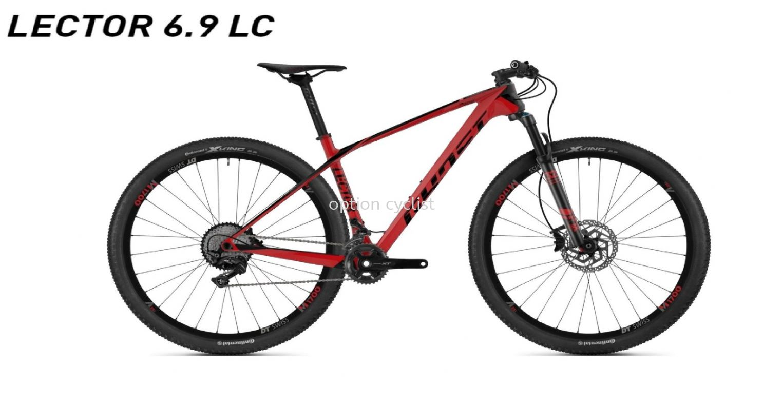 LECTOR 6.9 LC - RED LECTOR SERIES GHOST BIKE Kedah, Malaysia, Sungai Petani Bicycle, Supplier, Supply, Shop | Option Cyclist